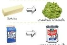 Food facts, food substitution and remedies