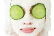 Food facials & body scrub spa recipes / Homemade recipes for Food facials & body scrubs. Bring the spa to you.
