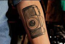 Tattoos / by Thiago Bertulino