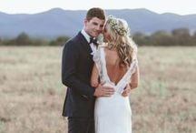 Rustic Weddings / Inspiration for pulling off an elegant and chic rustic wedding.