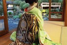 Fashion - Kimono / by Diane Gervais