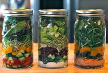 Made in a Mason Jar / From food to crafts... Everything made in a mason jar.