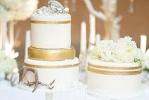 A&J • Cakes, Cookies & Calories / Wedding day sweets and treats