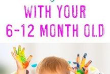 Baby & Toddler Learning Activities / Tips, information & activities to help you stimulate your baby or toddler's mental, social and emotional health and well-being.