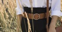 FW17 Belts + Small Vegan Goods