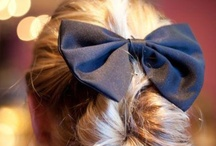 For Love of Bows / by Lara D'Antonio