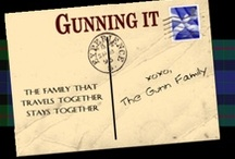 """Travel / Favorite travel tips, reviews, ideas, and more.  """"The family that travels together, stays together.""""  Gunning It (personal blog) ~ http://www.gunningit.com"""