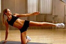 Health Exercise / Exercise & Fitness / by Dawn Terwiske Ferguson