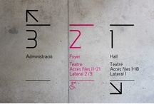 Signage - Wayfinding / by Jeremy Hoffman