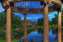Divine Spaces & Magnificent Places