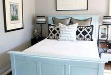 Bedrooms / by Dawn Terwiske Ferguson