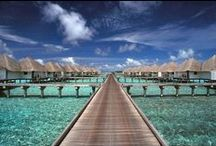 Why we love the Maldives...
