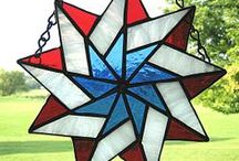 Patriotic Projects / by Delphi Glass