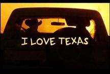 texas<3  / by vanessa bothe