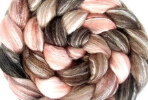 Wool - Dyeing and Spinning / by *** Briali ***