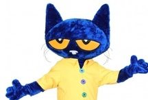 Pete the Cat / Everything Pete the Cat.  Pete the Cat promotional costume along with Pete the Cat classroom activities, education ideas, crafts, and Pete the Cat themed snacks.  Fun ideas to enhance a Pete the Cat character visit from Costume Specialists.