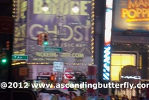 Ghost on Broadway / Ghost the Musical on Broadway / by Ascending Butterfly