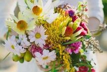 Summer Weddings / Inspirations for a beautiful summer wedding.