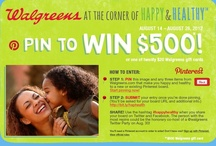 #happyhealthy with Walgreens! / by Ascending Butterfly