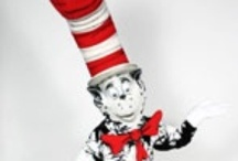 Cat in the Hat / Who does not crack a smile with the mere mention of Dr. Seuss?