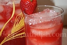 BEVERAGES : SIPPIN' away the day.... / Beverages (hot and cold) that look and taste de-lish! / by Kathy Venable Thibodeaux