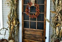 Fall ~ Halloween / Thanksgiving / Decor, Food, and Party inspiration for Fall holidays. Oktoberfest   Halloween   Thanksgiving