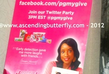 P&G GIVE Hope Do It For the Girls Day of Action #GIVEHope / by Ascending Butterfly