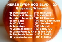 HERSHEY'S® BOO BLVD. - Throwing the Perfect Halloween Bash / by Ascending Butterfly