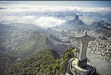 Bountiful Brazil / We have created our own board of some of our most favourite places in Brazil.