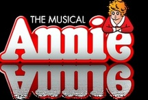 Annie The Musical on Broadway in NYC! / by Ascending Butterfly