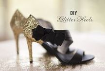 Winter Weddings / Cool and sparkly winter wedding inspiration.