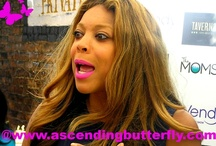 """Mamarazzi® with @WendyWilliams & @themoms """"Ask Wendy"""" book launch @Tavern29 in New York City"""