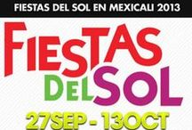 Fiestas del Sol 2013 / Cartelera Completa Isla de las Estrellas 2013