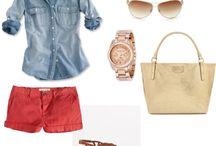 Outfit Inspiration - Spring/Summer