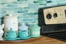 For our Home- Kitchen / by Jen Spencer Cox