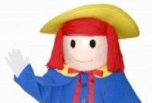 Madeline / Bon Jour! The beginning of an adventure that originated in 1939 continues today for Madeline.
