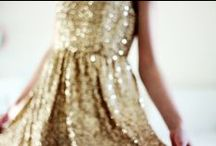 Inspiration: Glitter / All things shiny and sparkly / by Bow & Drape