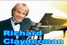 Music- Richard Clayderman / by Margaret Skipper Chestnut