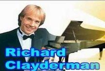 Music- Richard Clayderman / by Margaret Skipper Chestnut