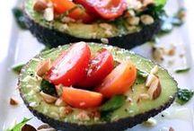 Avocado! / Avocado recipes and ideas. Guacamole, salads, salsa and more.