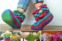 Knit & Crochet / great patterns and ideas for knit or crochet creations. / by Makayla Walden