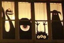 Halloween / home decor, diy craft ideas & recipes