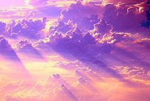 Cloudscapes and Sunrays