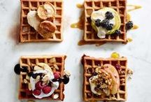 Breakfast & Brunch / Your go-to board for beautiful breakfast & brunch recipes inspiration!