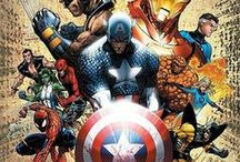Marvel / Marvel is responsible for giving the world some of the biggest super heroes like, Spider-Man, Captain America, Black Widow and many more. Deck out your walls with EntertainArt's officially licensed Marvel art!