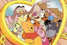 Winnie the Pooh / Explore the Hundred Acre Woods with EntertainArt! Hang Winnie the Pooh and all his fun friends like Tigger and Piglet around your home to keep the hunny close by all the time!