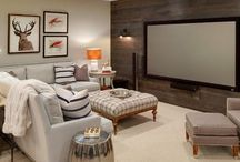 Basement - Kid's Hangout/Movie Room