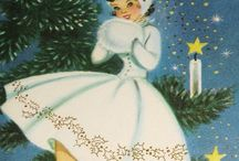 Christmas / Have yourself a merry little Christmas, Let your heart be light From now on, our troubles will be out of sight / by retrogoddesses.com