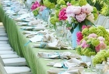 Tablescapes / by Denise Truesdale