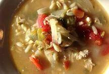 Soups / by EddingtonsSoup&Salad